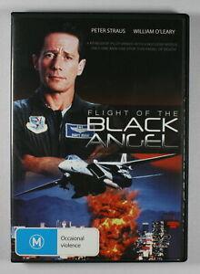 Flight Of The Black Angel DVD FREE POST