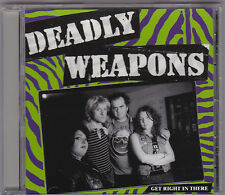 Uncinato weapons-get right in there CD bobyteens trashwomen Red Don Clorox Girls