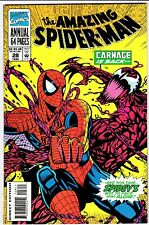 AMAZING SPIDER-MAN 28  NM/M 9.8  Early Carnage!  CLOAK AND DAGGER (New TV Show)!