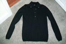 Jette Joop!-women`s black cashmere jumper.EU 40/42.Slightly used.RRP 209 Euro.