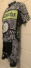 BNWT COOLMAX La Datcha Tinkoff Cycling Bicycle Jersey and Shorts Size Large