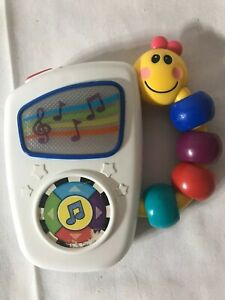 Baby Musical Toy Take Along Tunes Fun Development Classical Music Einstein