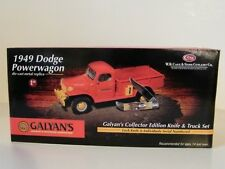 Galyan's 1949 Dodge Power Wagon W/Case XX Knife Serial Numbered New in Box