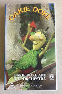 OAKIE DOKE AND THE ORCHESTRA  VHS PAL 1995 ABC Video