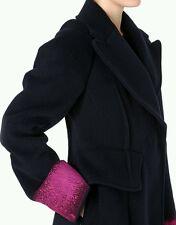 Bnwt MAISON MARTIN MARGIELA mainline wool coat.painted sleeve.40(uk 8-10)£1,805