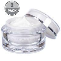 Vivo Per Lei Day Cream, Non-Greasy Moisturizer, 50 ml / 1.7 Fl. Oz (2 Pack )