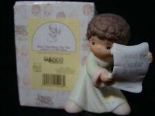zj Precious Moments-Mini Nativity Addition-Shepherd Scroll-Have I Got News For U