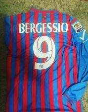 Maglia Calcio Catania  Match Worn 2013 14 Serie A Bergessio Bomber 9