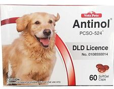 VetzPetz Antinol Extract 100% Natural Pain Relief for Dogs No Side Effect 60 Tab