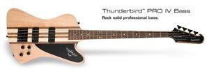 Epiphone Thunderbird Pro IV Bass Electric 4 Strings