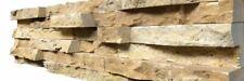 Naturstein Fliesen Wandverblender Travertin BORDO GOLD Wohnrausch MUSTER