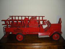 VINTAGE1920's Keystone Packard Chemical Pump Truck RESTORED