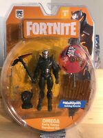 Fortnite Omega Early Game Survival Kit 4 inch Action Figure Jazwares Epic Games