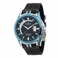 Edox 83006 357BCA BUIN Men's Grand Ocean Black Automatic Watch