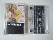 JONI MITCHELL SONG TO A SEAGULL CASSETTE TAPE 1ST DEBUT ALBUM REPRISE