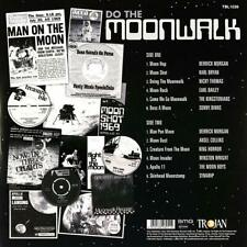 DO THE MOONWALK MOONSTOMPING REGGAE CLASSICS F  VINYL LP NEW