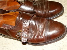 Gruppo Di Capi GDC Beautiful  Leather Shoes   Sz. EU 44 Made in Italy