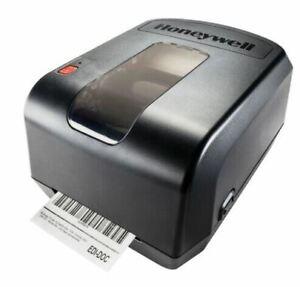 NEU Honeywell PC42T Etiketten Drucker schwarz USB EPL ZPLII  - PC42TWE01013