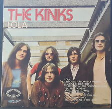 THE KINKS - LOLA 1971 ASTOR GGS 1371 (MARBLE ARCH) AUSSIE PRESSING