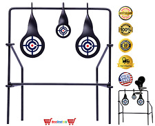Crosman Spinning Shooting Targets Airgun BB Paintball Airsoft Pellet Hunting Gun