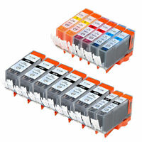 14 PK INK NON-OEM CANON PGI-220 CLI-221 IP3600 IP4600 IP4700 MP980 MX860 MP990