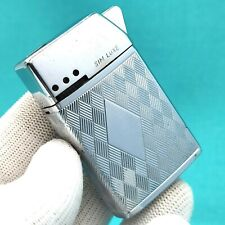 SIM - LUXE - MADE IN AUSTRIA - VINTAGE - POCKET GAS LIGHTER - COLLECTIBLE -