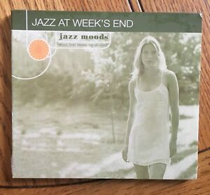 Jazz Moods - Jazz At Week's End CD Concord (New & Sealed)
