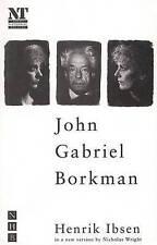 NEW John Gabriel Borkman by Henrik Ibsen