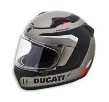 DUCATI Arai Renegade V Black Steel Helm Helmet schwarz grau matt NEU 2019