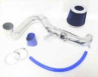 Blue For 2007-2009 Toyota Yaris S 1.5L L4 Cold Air Intake System Kit + Filter