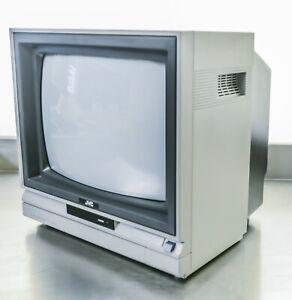 JVC TM-13U Color Video CRT Retro Gaming Monitor