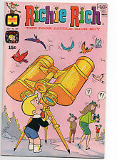 HARVEY COMICS  RICHIE RICH  107  1971  HIGH GRADE