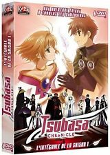 CLAMP's Tsubasa Chronicles ( Anime auf Deutsch ( 6 DVDs 1 Staffel  1-26 )NEU OVP