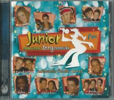 Junior Eurovisie Songfestival 2003 Pre Sellection album Netherlands Eurovision
