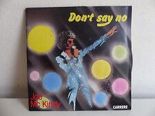 JOE MC KINDY Don't say no 49296
