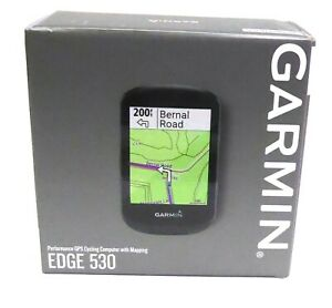 Garmin Edge 530 with Mapping