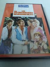 """DVD """"LOS ROBINSONES DE LOS MARES DEL SUR"""" KENN ANNAKIN JOHN MILLS"""