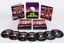 UK Edition New/Sealed Dawn of the Dead 4K Limited Edition Box Set + 4 Art Cards