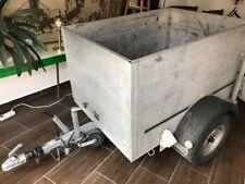 PKW Anhaenger 1200 kg Auffahrbremse