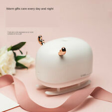USB Mini Humidifier with LED Night Light 260ml Small for Baby Kids Office