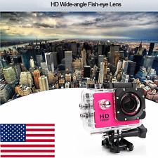 170° Waterproof 12MP HD 1080P Action Sports SJ5000 Camcorder DV Camera Car Cam