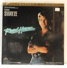 Roadhouse Laserdisc Patrick Swayze MGM New and Sealed