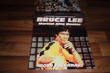 BRUCE LEE - KALENDER von 2009 -- Martial Arts Master