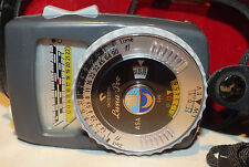 Vintage Gossen Luna - Pro Light Meter West Germany in Case