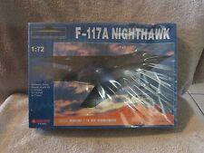 Zhengdefu F-117A Nighthawk Model Kit - 1:72 Scale - DF312       (CA 2)