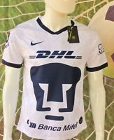 LIGA MX PUMAS UNAM LOCAL / HOME JERSEY 2020/19 (NEW WITH TAGS)