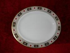 """Royal Crown Derby """" DERBY BORDER """" 13"""" serving platter"""