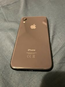 Apple iPhone XR - 128GB - Black (Unlocked) A2105 (GSM) Excellent Condition