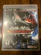Tekken Tag Tournament 2 (PS3) Complete See Photos!  Great Disc
