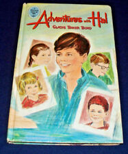 Vintage Adventures with Hal Whitman Tween Age Book Gladys Baker Bond HB 1965